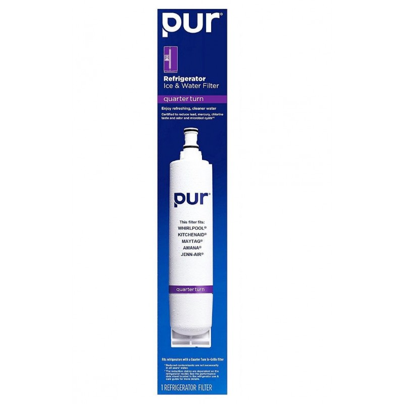 Pur W10186668 Quarter Turn Refrigerator Water Filter