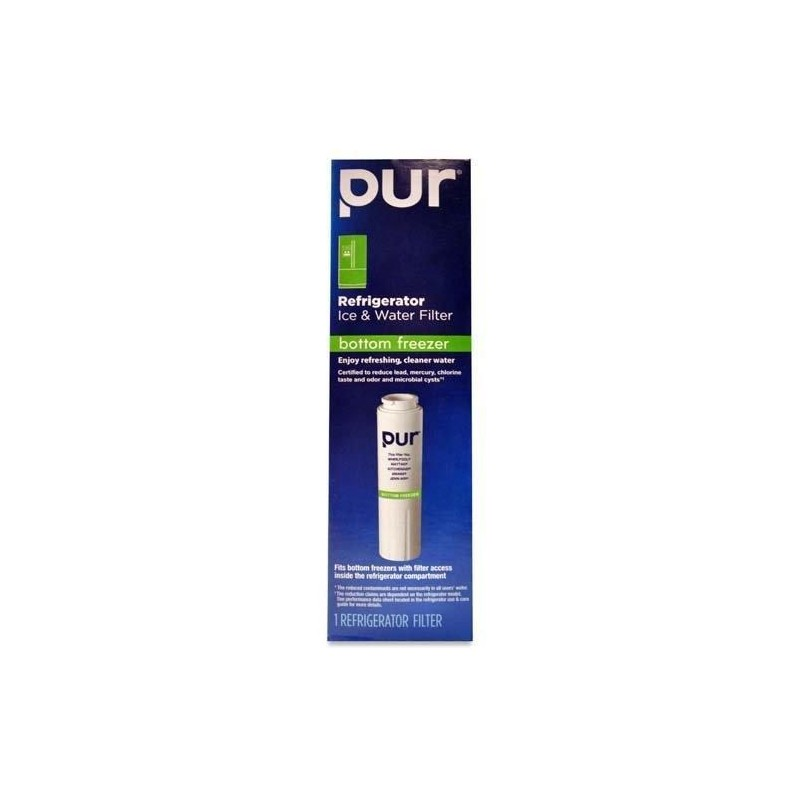 Pur F4pc6c1 Refrigerator Ice Amp Water Filter Bottom Freezer