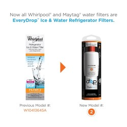 EveryDrop EDR2RXD1 Ice and Water FILTER 2 P9RFWB2L (Pack of 1)